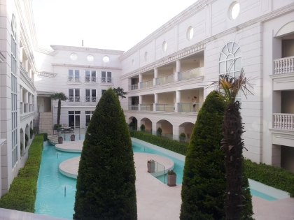Изысканный и одновременно по домашнему уютный отель Elinotel Apolamare