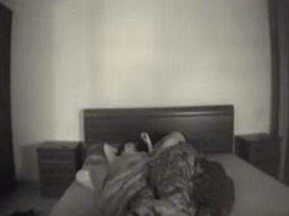 Видеозапись встречи людей, похожих на Михаила Касьянова и Наталью Пелевину