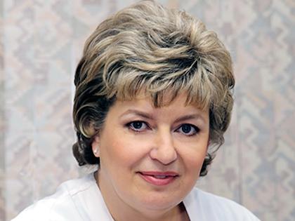 Депутат думы Иркутска Жанна Есева