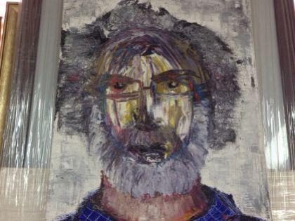 Еще один из портретов Венедиктова — узнаёте?
