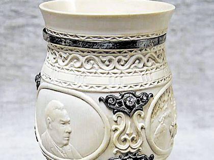 Чорон хранится в краеведческом музее Якутска