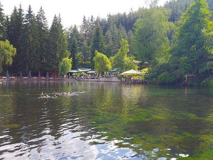 Жемчужина Велинрада – озеро Клептуза