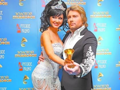 Басков хотел поцеловать Натали со всей своей страстью