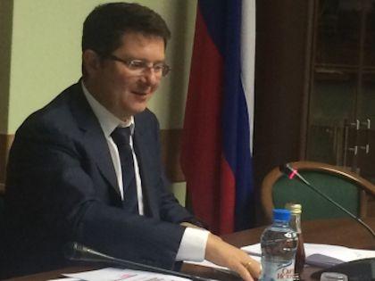 Депутат Государственной думы, член партии ЛДПР Сергей Жигарев