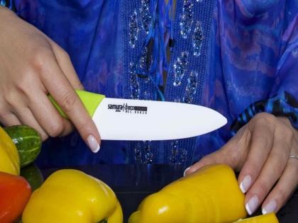 керамический нож Samura