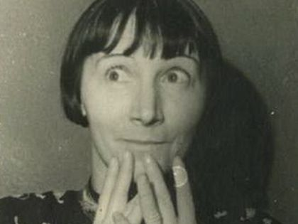 Рина Зеленая в молодости (середина 1930-х годов)