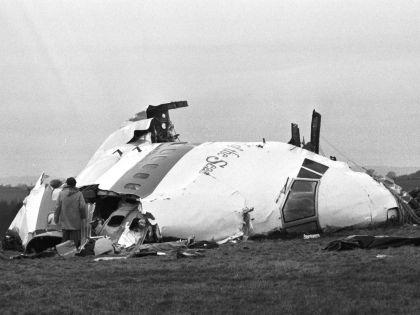 Взрыв самолет над Локерби