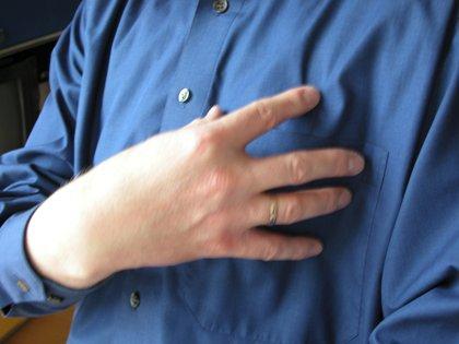 Причиной инфаркта может стать резкое изменение температуры тела