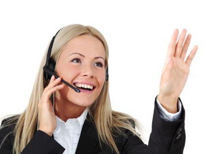 Работник call-центра