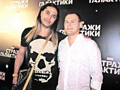 Степан Меньщиков и Рустам Солнцев