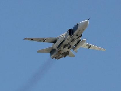 Пилотам Су-24 не удалось катапультироваться