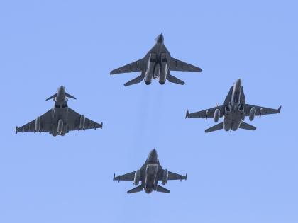 В связи с украинским кризисом НАТО усиливает меры по обеспечению безопасности стран-участниц