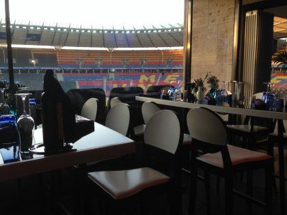 ВИП-ресторан на стадионе