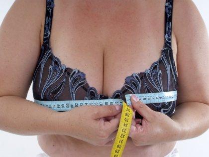 Ношение бюстгальтеров ускоряет возрастное провисание женской груди