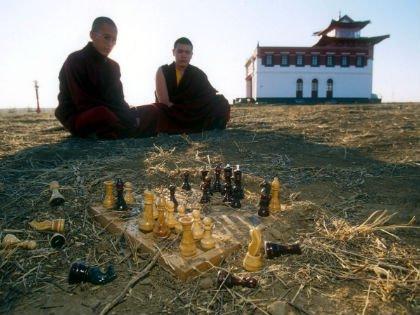 Шахматы уже давно стали одним из символов Калмыкии