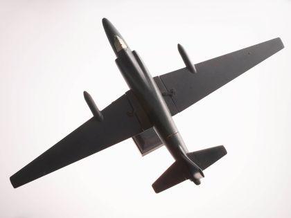 Модель самолета U-2 в музее ЦРУ в Вашинтоне (США)