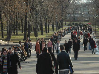 В Москве скоро станет совсем тепло