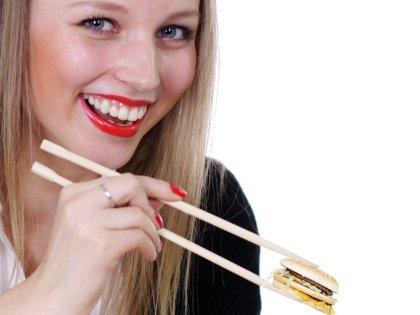 Китайский и японский методы похудения