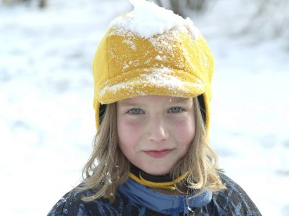Зима – время веселья!