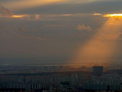 МЧС о высоком уровне опасности в Москве