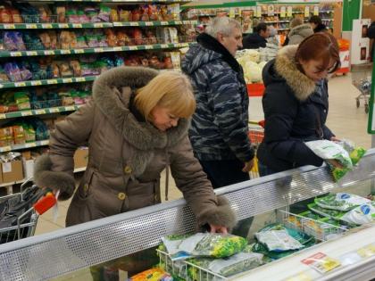 С полок казахстанских магазинов пропал ряд российских продуктов