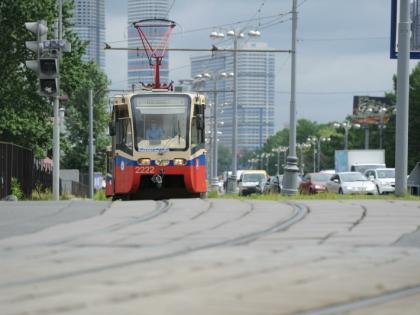 На трамвайных путях в Москве погиб мужчина
