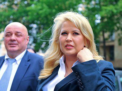 Экс-чиновница Евгения Васильева