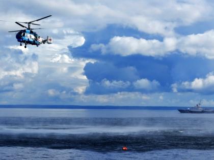 Искать пропавших моряков продолжат на рассвете 6 апреля