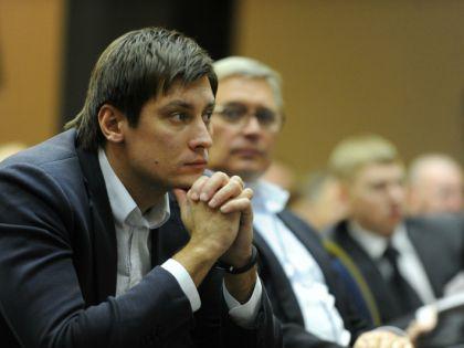 Независимый депутат Госдумы Дмитрий Гудков