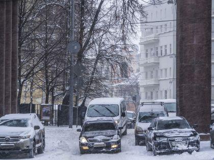 Москве снова грозит ледяной дождь