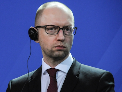 Депутаты Верховной рады потребовали отставки Арсения Яценюка