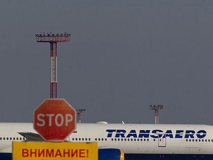 Пассажиры «Трансаэро» страдают из-за сложностей авиакомпании в отношениях с российскими аэропортами
