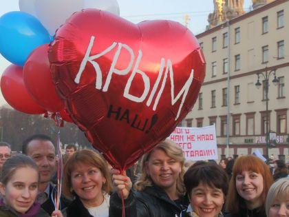Присоединение Крыма стало переломным моментом в истории современной России