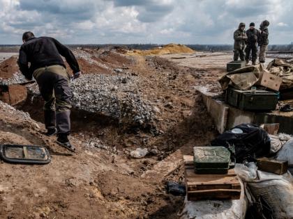 Украина оценила ущерб на востоке