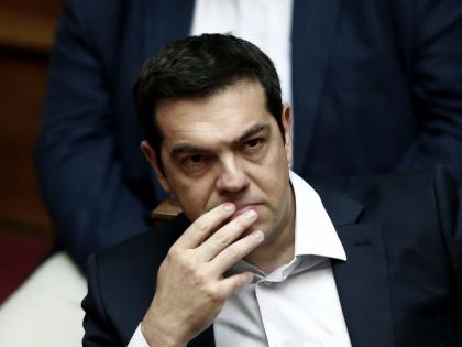 Ципрас попросил продлить программу финансовой помощи на несколько дней