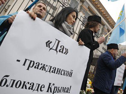 22 ноября Крым остался без света
