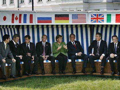 Министр иностранных дел Германии назвал условия для возвращения России в G8