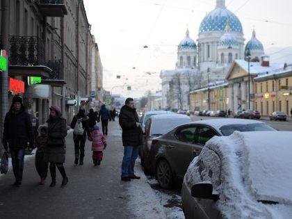 Санкт-Петербург в этом году отказался реагентов