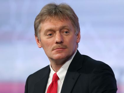 Песков признался, что ему «досталось» от Путина за допущенную ошибку