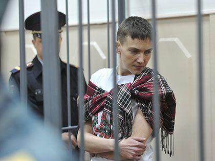 Надежда Савченко собирается объявить сухую голодовку