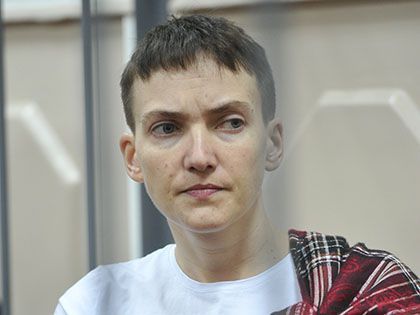 На Украине считают, что Надежда Савченко может вскоре вернуться на родину
