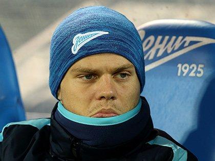 Александр Кокорин не будет играть в сборной РФ на товарищеских матчах