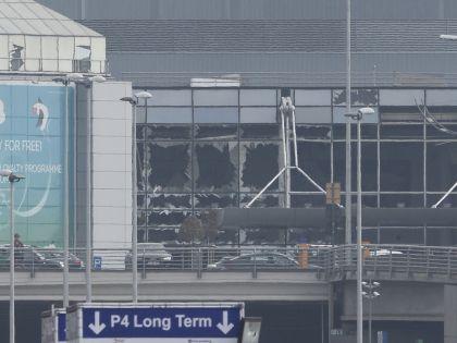 В результате теракта здания брюссельского аэропорта сильно подстрадало