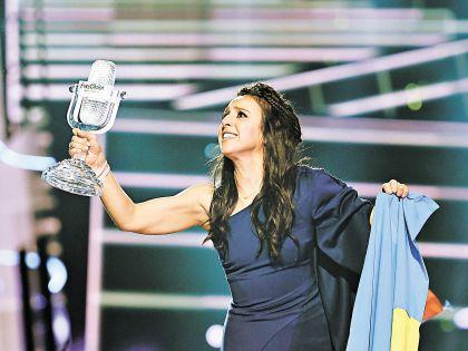 Джамала – победительница Евровидения-2016
