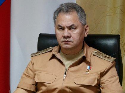 Сергей Шойгу пошёл на беспрецедентные меры