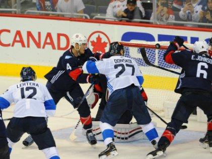 На следующей неделе состоится Кубок мира по хоккею в Канаде