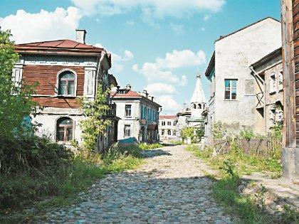 Декорации Москвы и Петербурга ХIX века очень востребованы, недавно здесь снимали новый фильм «Анна Каренина»