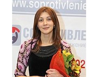 Тамара Гусова