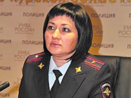 Лилия Каменева