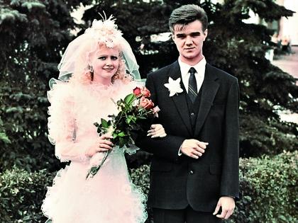 Певица Натали с мужем